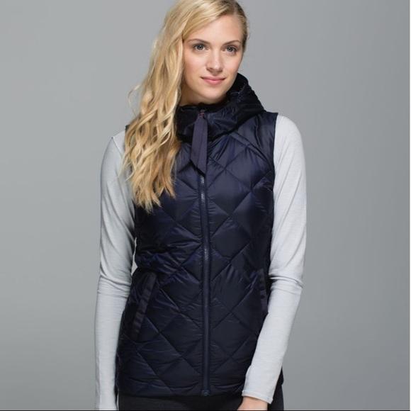 Lululemon fluffiest vest